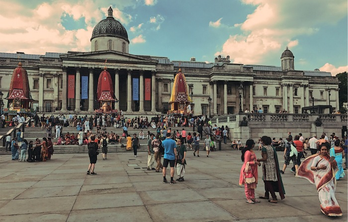 London Krishna
