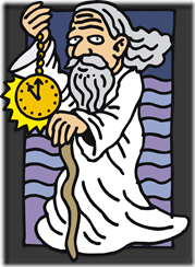 Me as Father Time